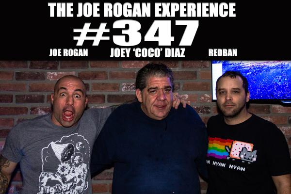 The Joe Rogan Experience #347 - Joey Diaz