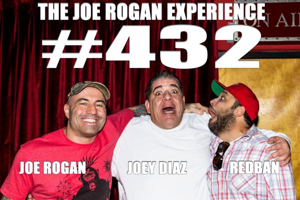 "The Joe Rogan Experience #432 - Joey ""CoCo"" Diaz"
