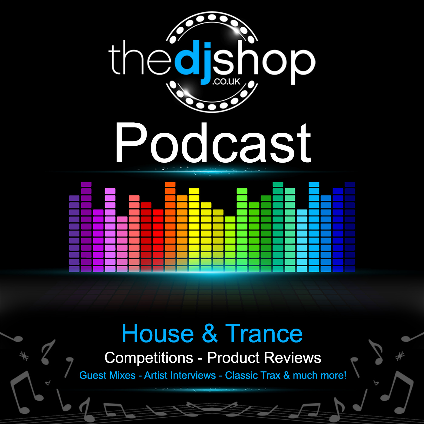 The DJ Shop Podcast | Himalaya