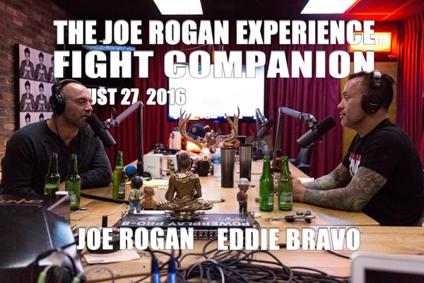 The Joe Rogan Experience Fight Companion - August 27, 2016