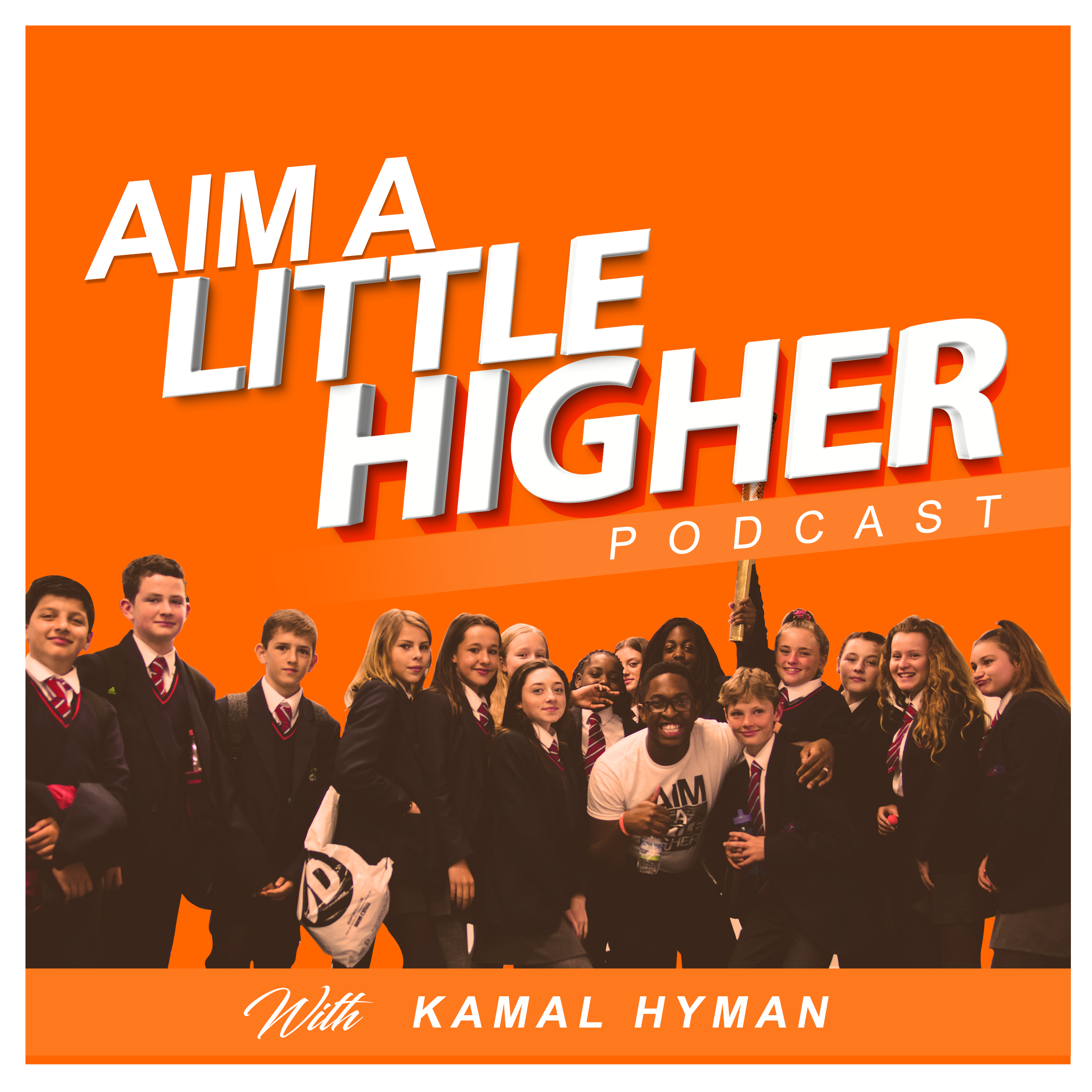 Aim A Little Higher Podcast