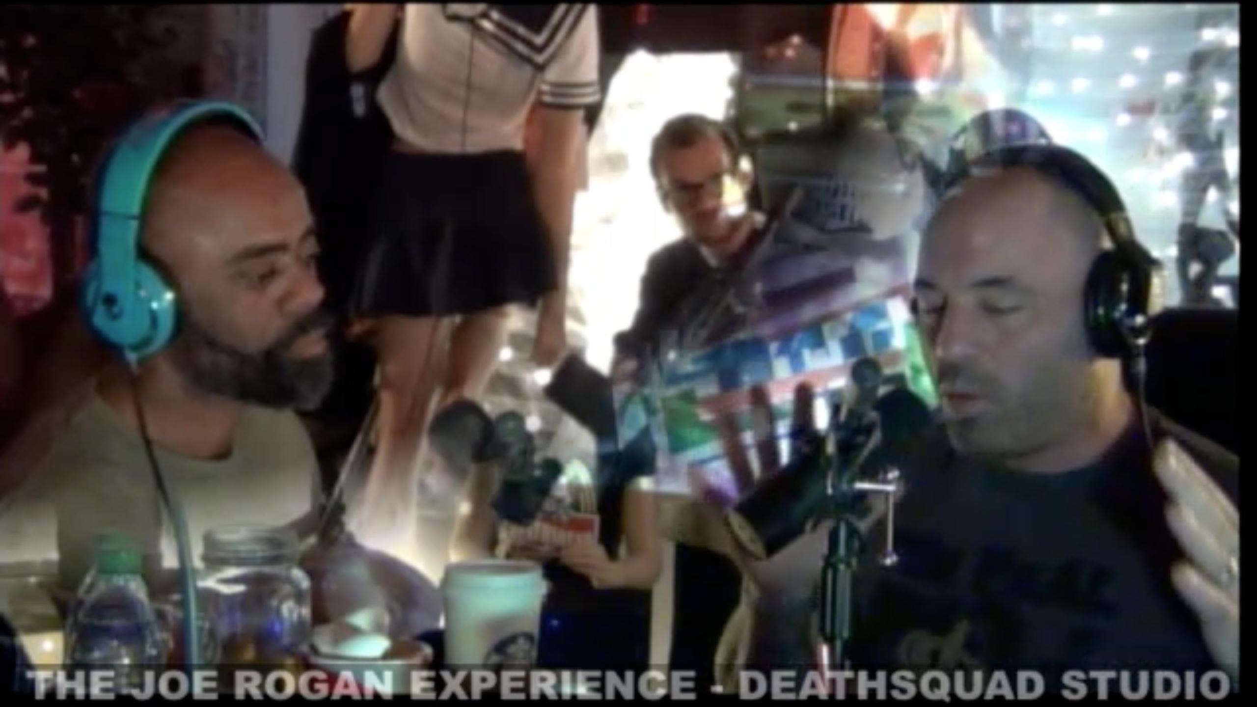 The Joe Rogan Experience #323 - Rick Ross