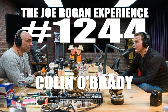 The Joe Rogan Experience #1244 - Colin O'Brady