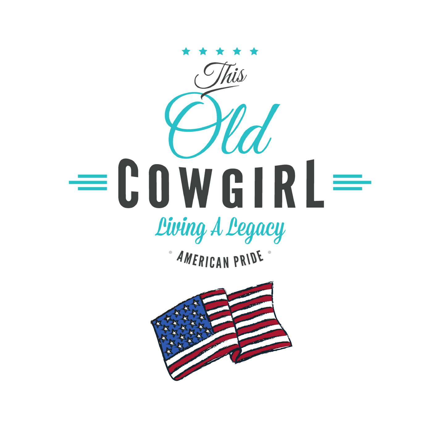 This Old Cowgirl | Listen via Stitcher for Podcasts