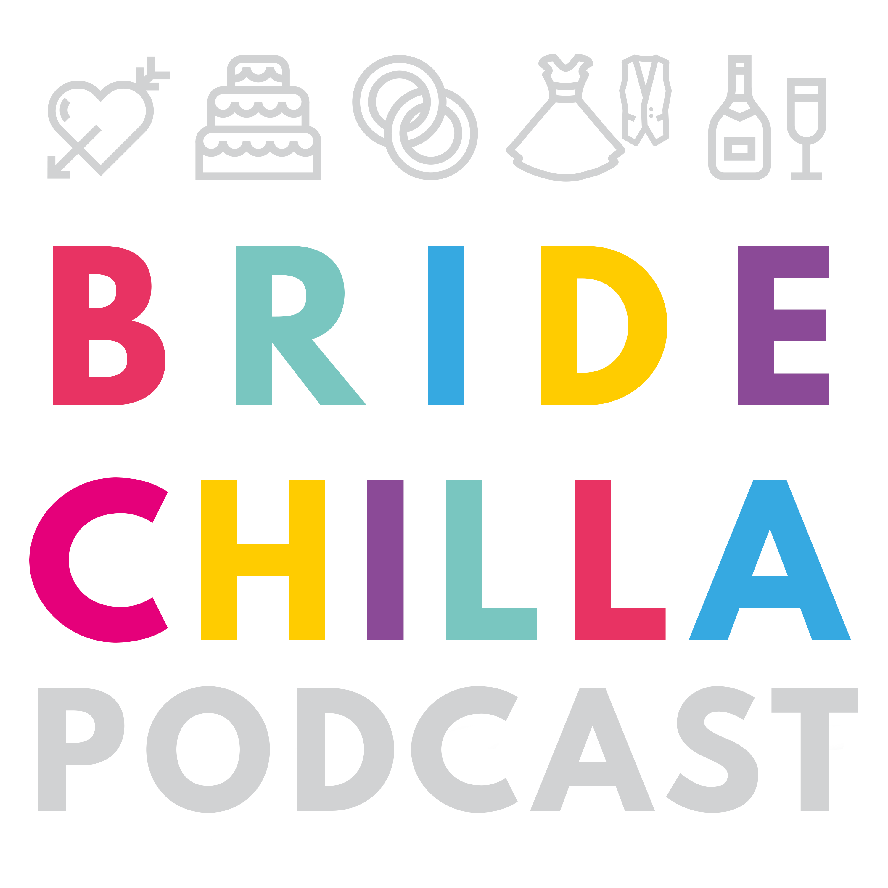 Bridechilla- Wedding Planning Podcast