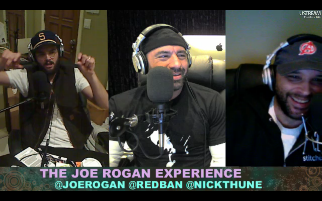 The Joe Rogan Experience PODCAST #159 - Nick Thune, Brian Redban