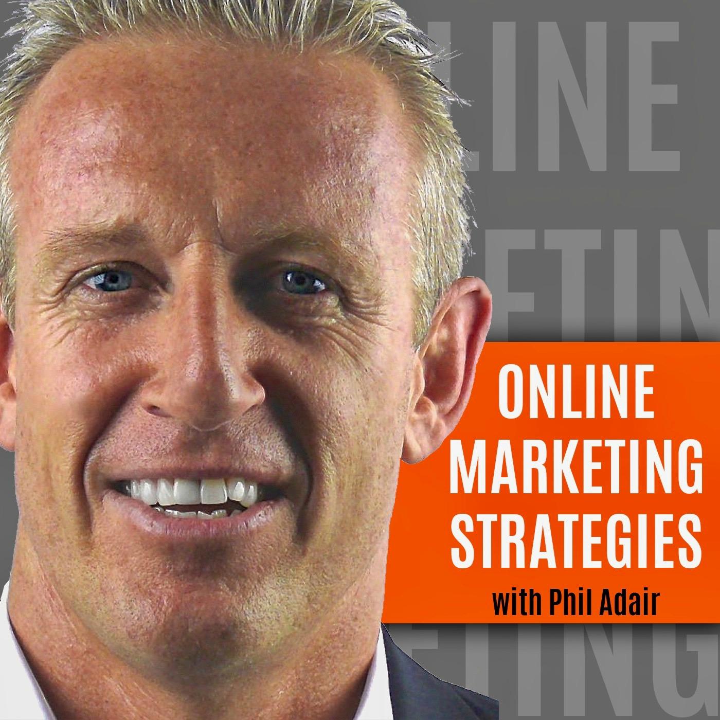 Online Marketing Strategies Podcast Show