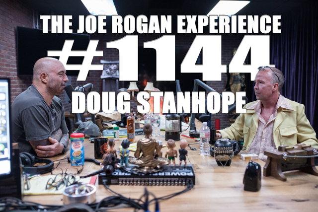 The Joe Rogan Experience #1144 - Doug Stanhope