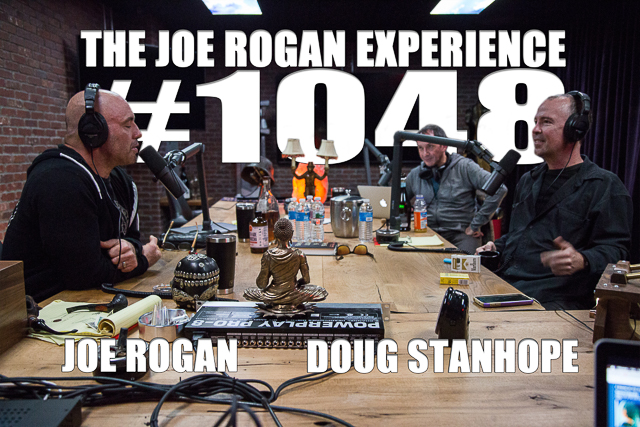 The Joe Rogan Experience #1048 - Doug Stanhope