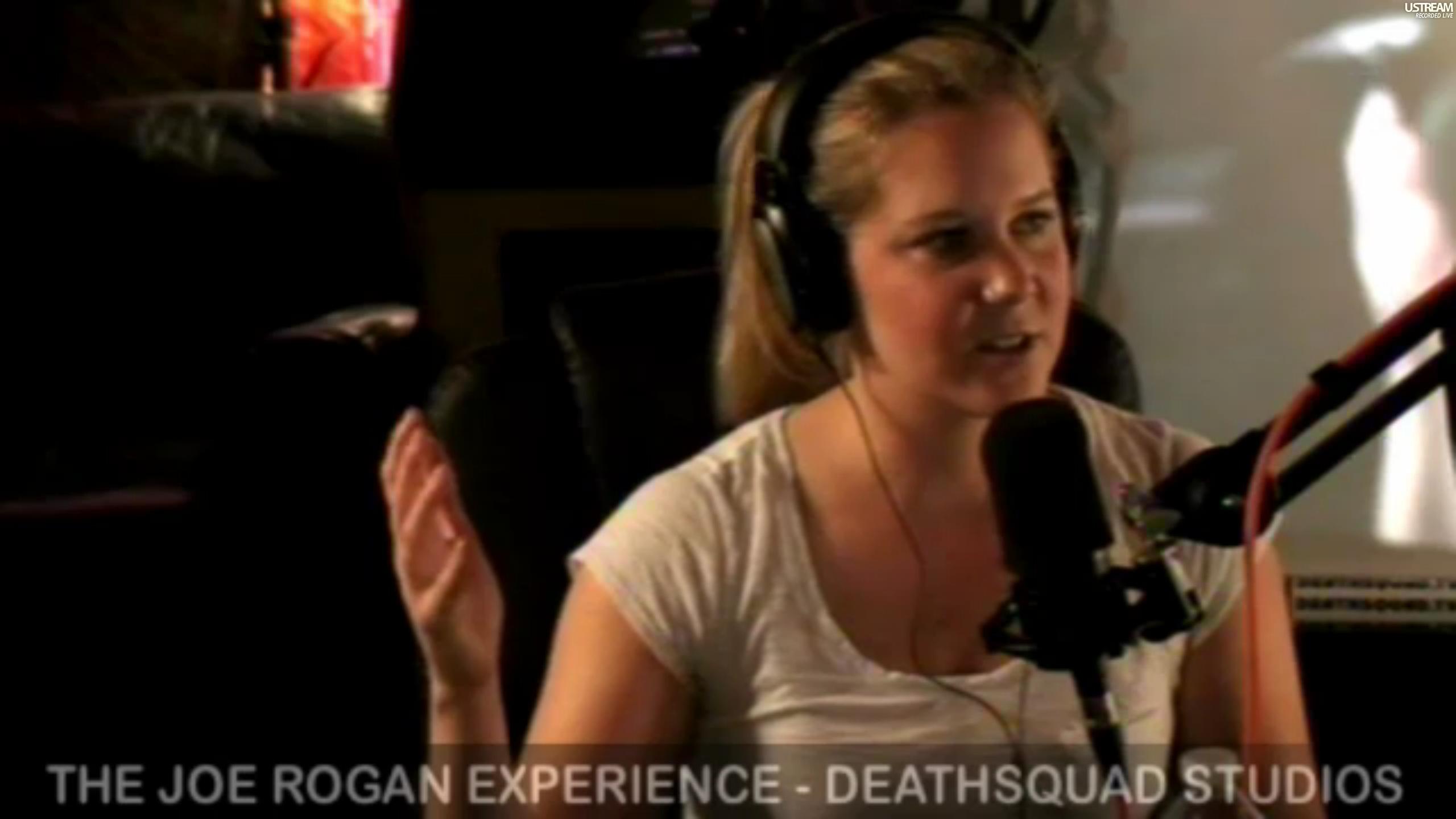 The Joe Rogan Experience #188 - Amy Schumer, Brian Redban