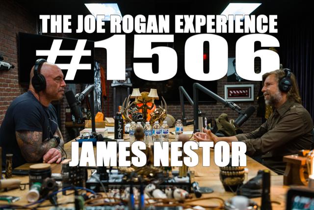 #1506 – James Nestor