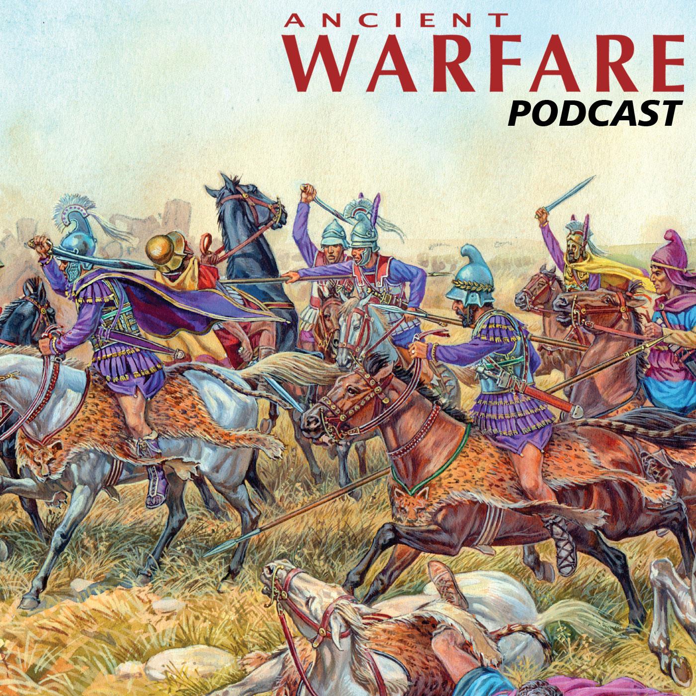 Ancient Warfare 2 the roman conquest of greece | ancient warfare podcast on acast