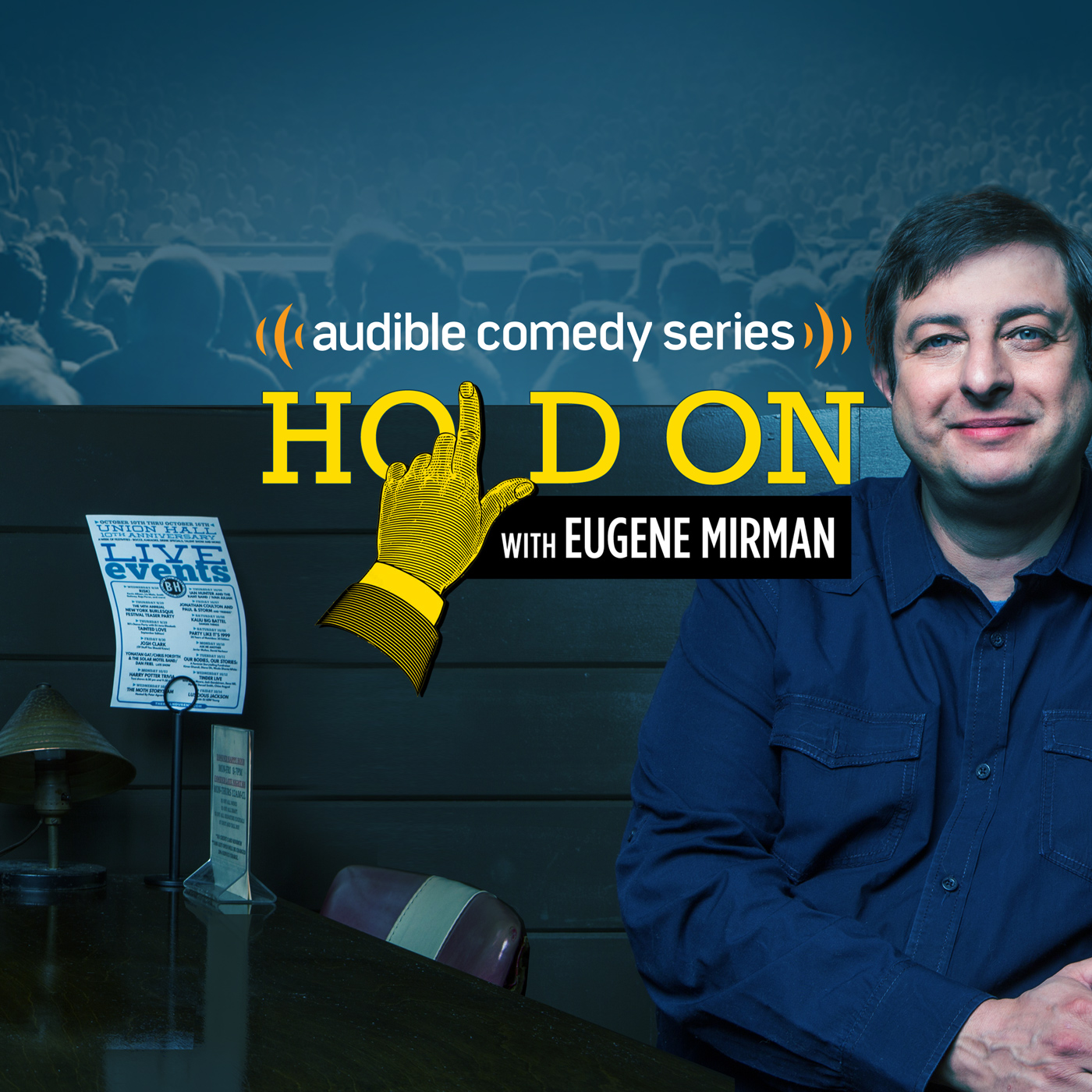 Hold On With Eugene Mirman By Audible On Apple Podcasts