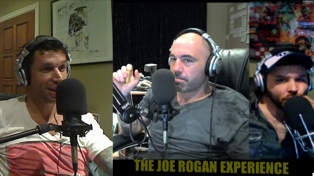 The Joe Rogan Experience #240 - Aubrey Marcus, Brian Redban