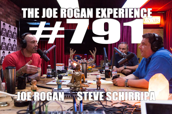 The Joe Rogan Experience #791 - Steve Schirripa