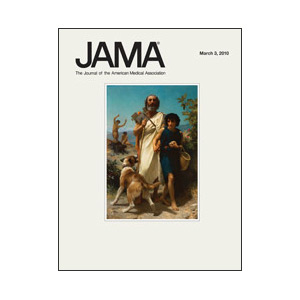 JAMA: 2010-03-03, Vol. 303, No. 9, This Week's Audio Commentary