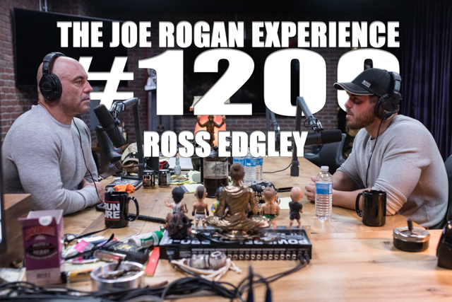 The Joe Rogan Experience #1200 - Ross Edgley