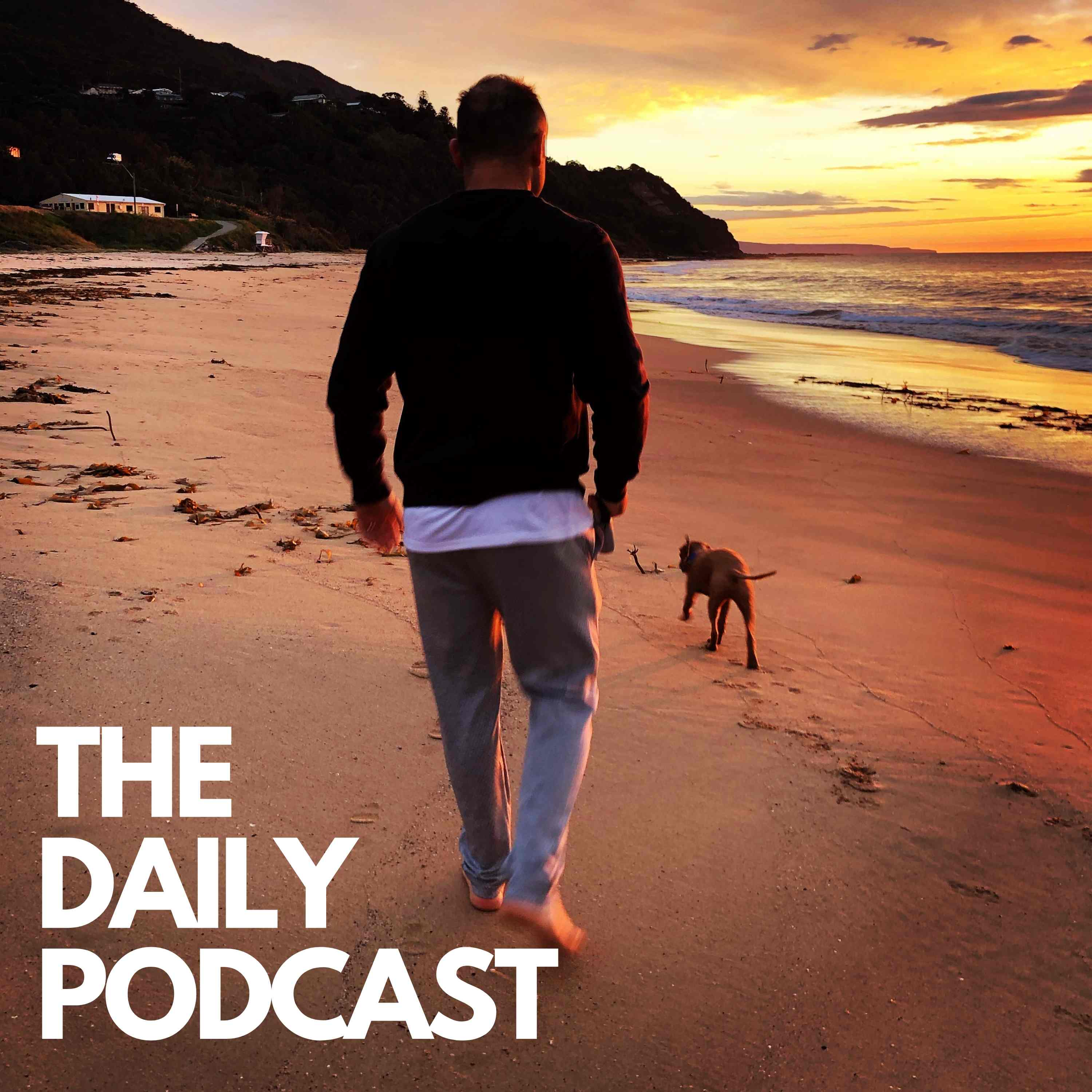 The Daily Podcast with Jonathan Doyle Podcast - Listen