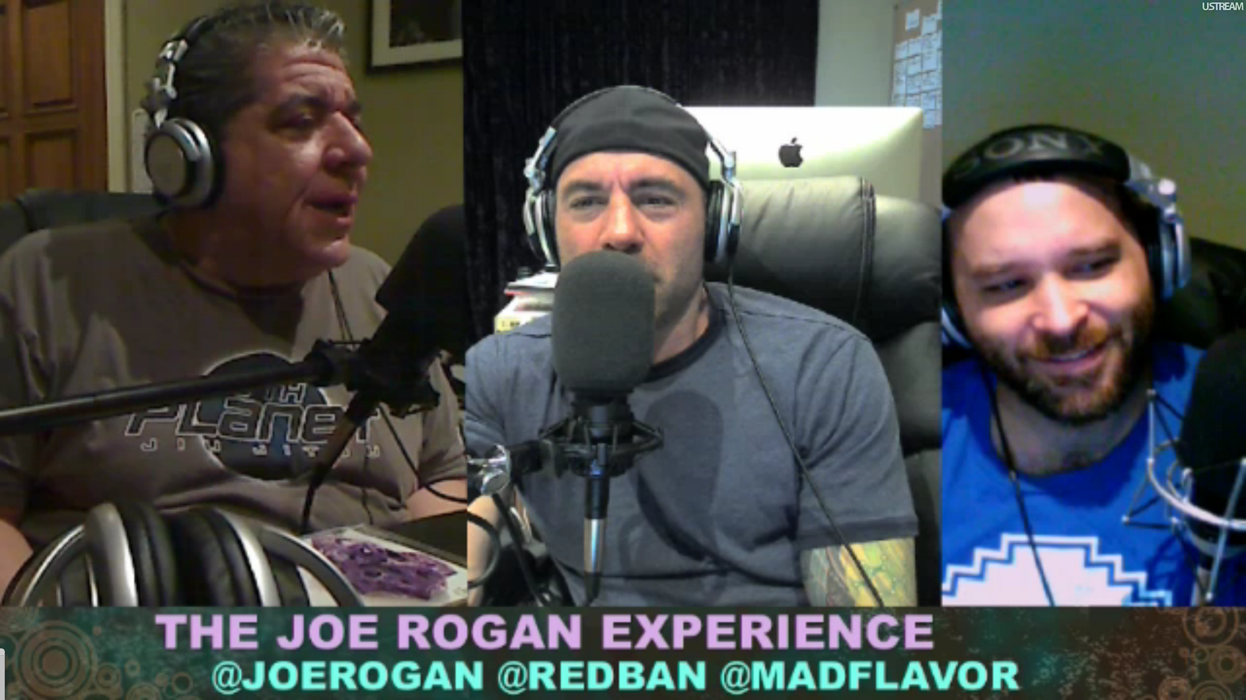 The Joe Rogan Experience PODCAST #153 - Joey Diaz, Brian Redban