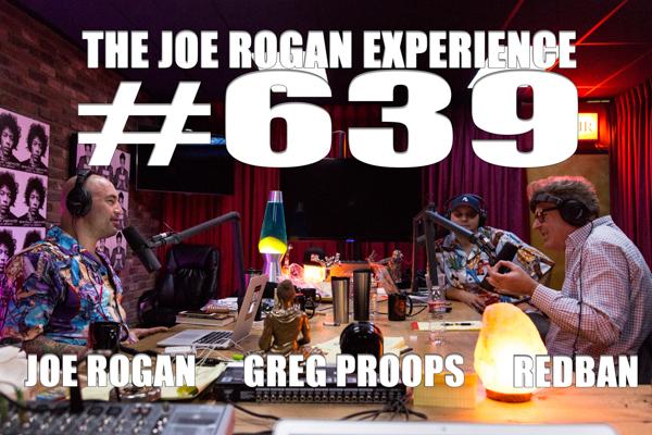 The Joe Rogan Experience #639 - Greg Proops