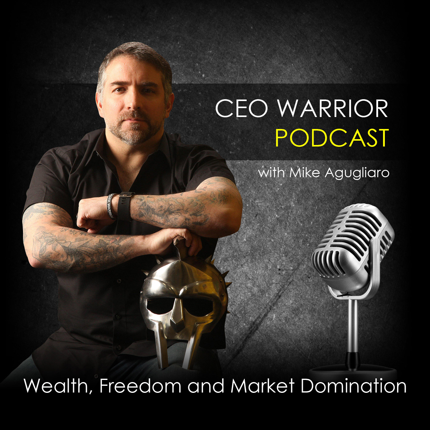 CEO Warrior Podcast with Mike Agugliaro