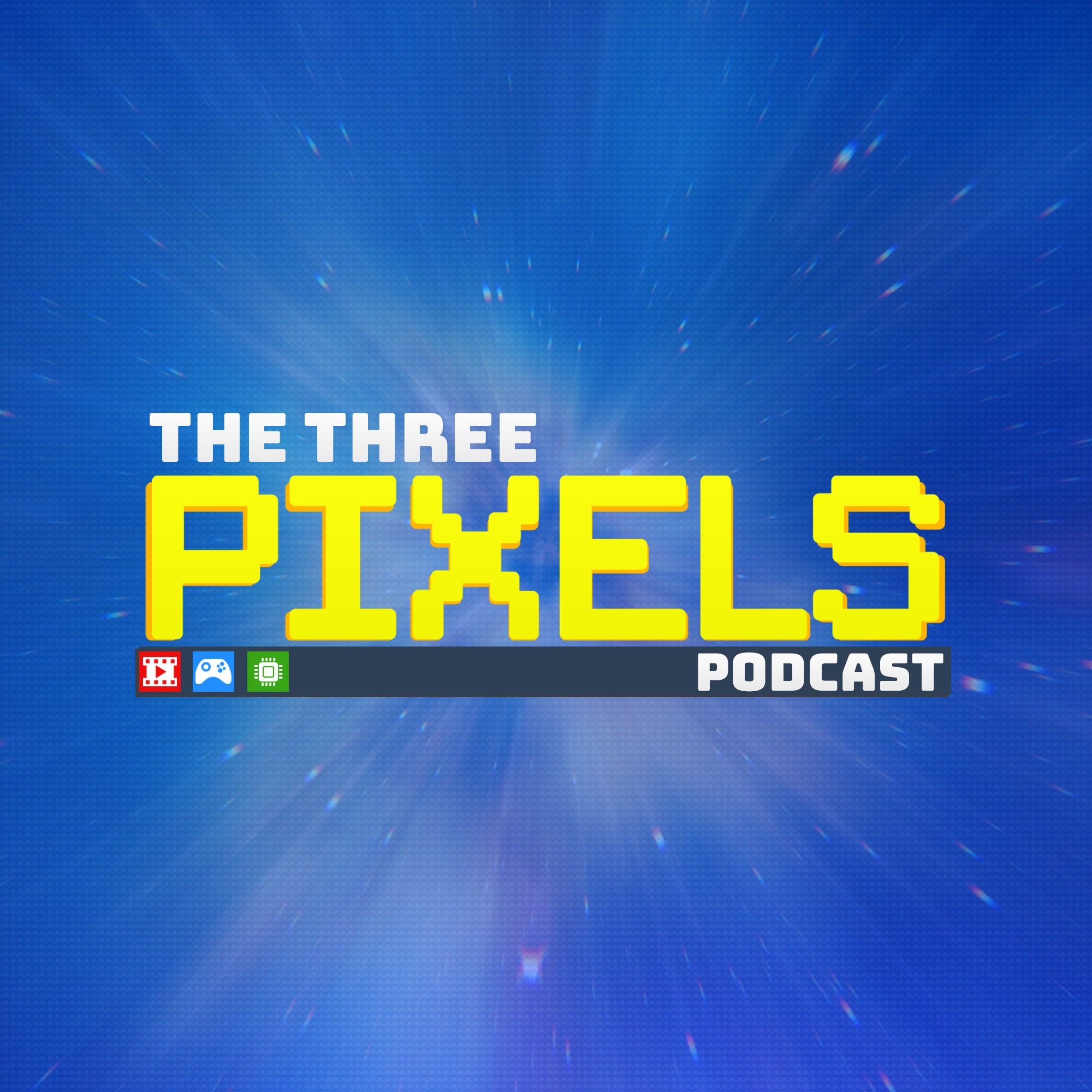 By The Three Pixels Podcast & Abrupt Audio