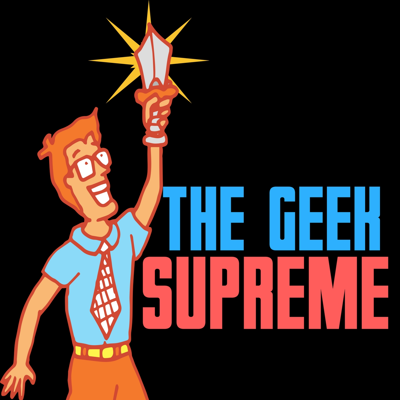 The Geek Supreme
