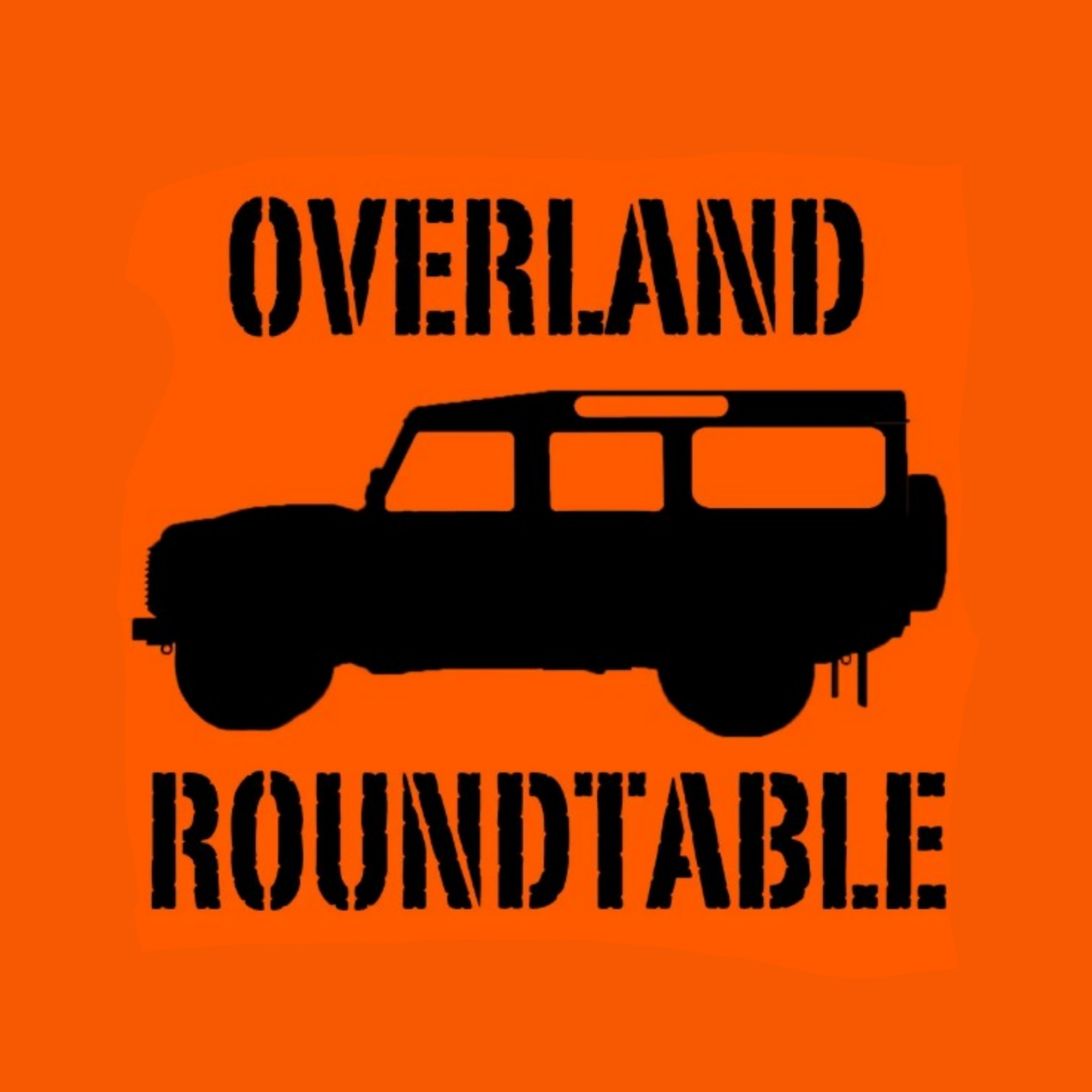 Overland Roundtable - Overland Travel in a Jeep, Toyota