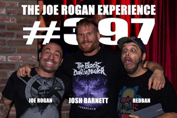 The Joe Rogan Experience #397 - Josh Barnett