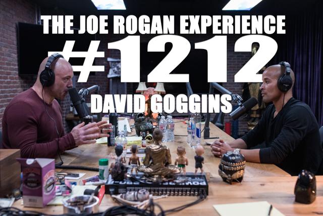 The Joe Rogan Experience #1212 - David Goggins