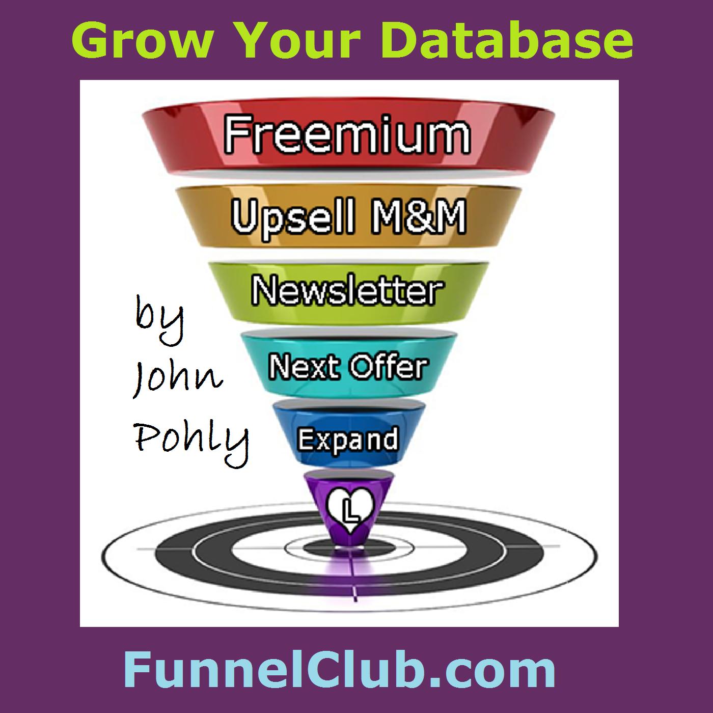 FunnelClub.com by John Pohly
