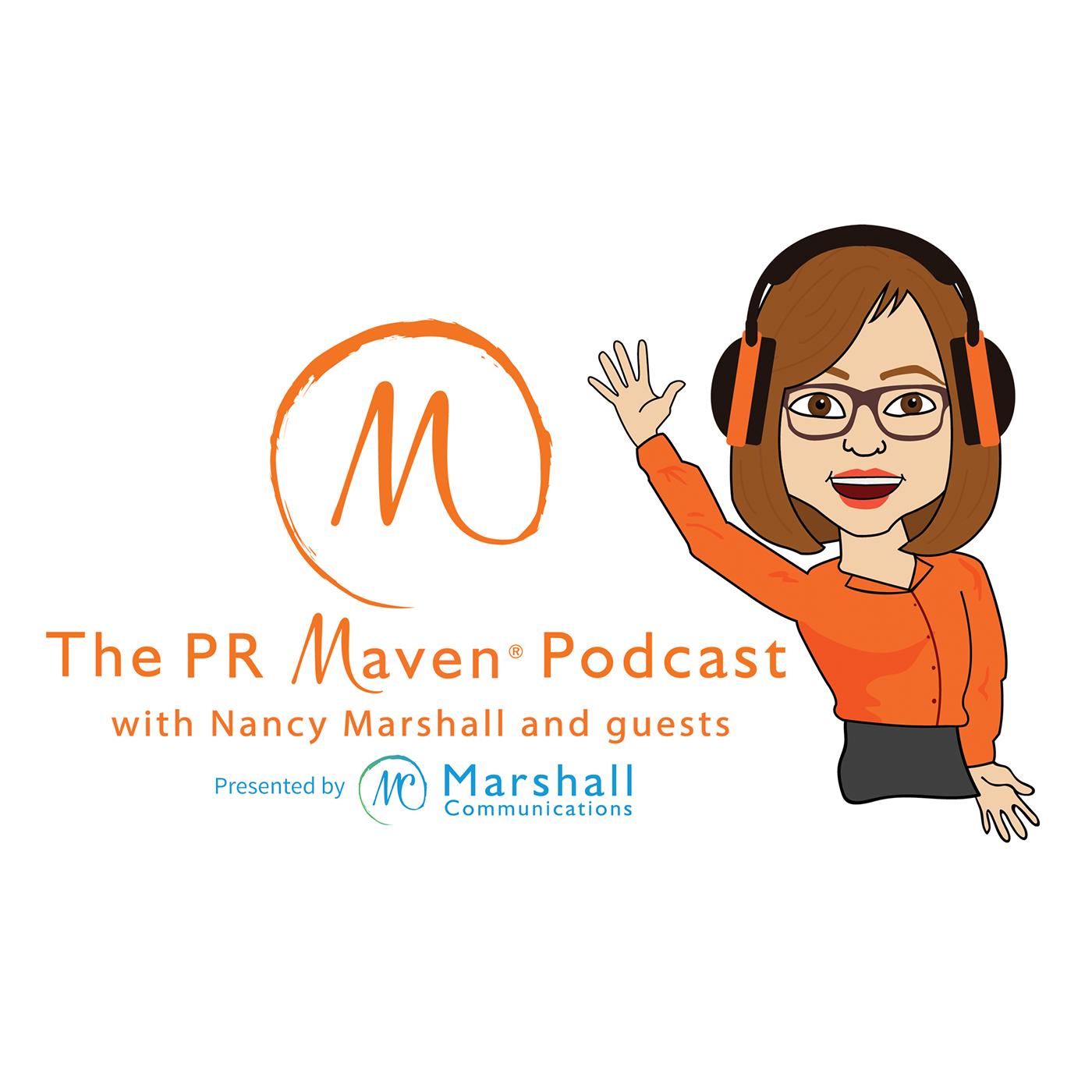 The PR Maven Podcast