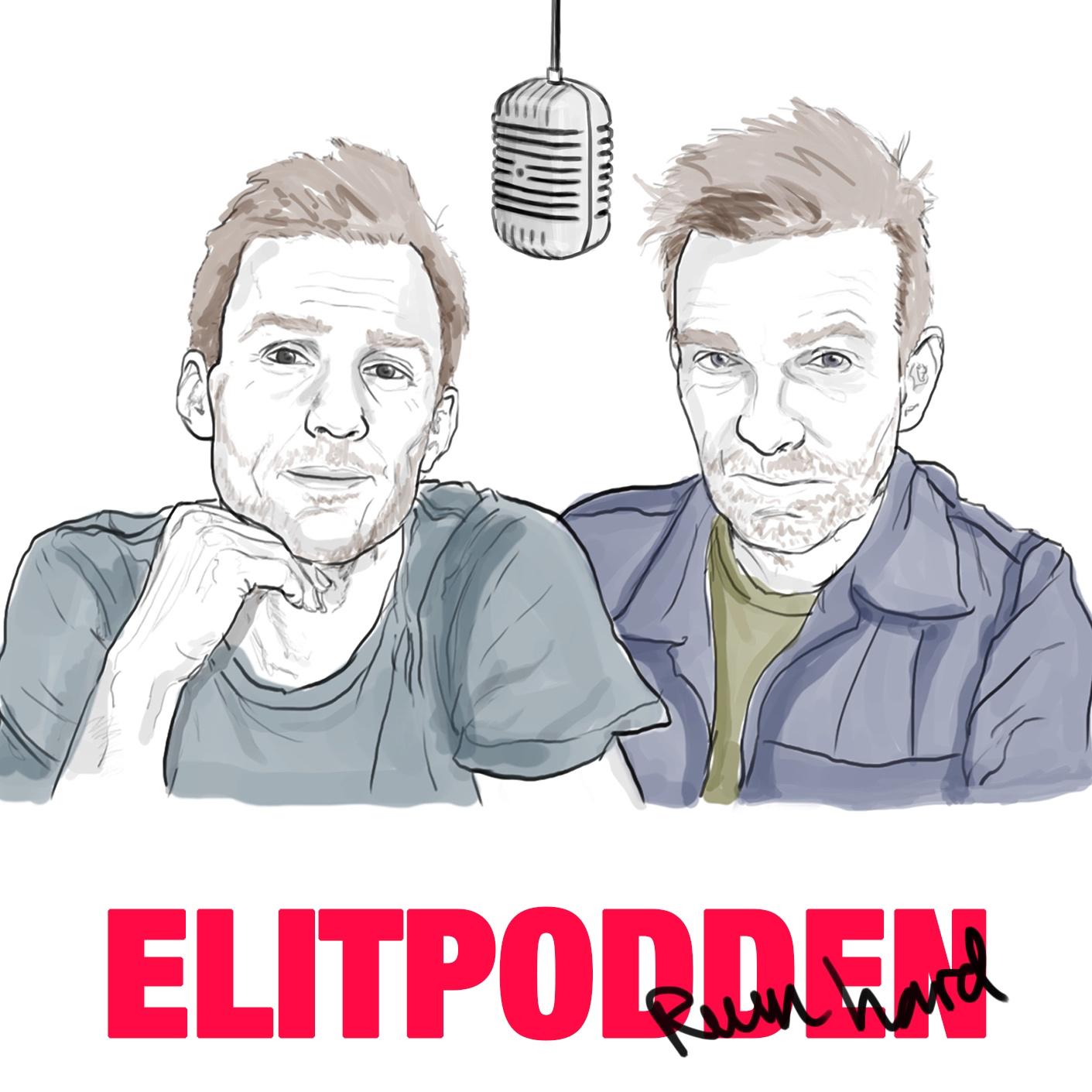 Elitpodden - Run hard