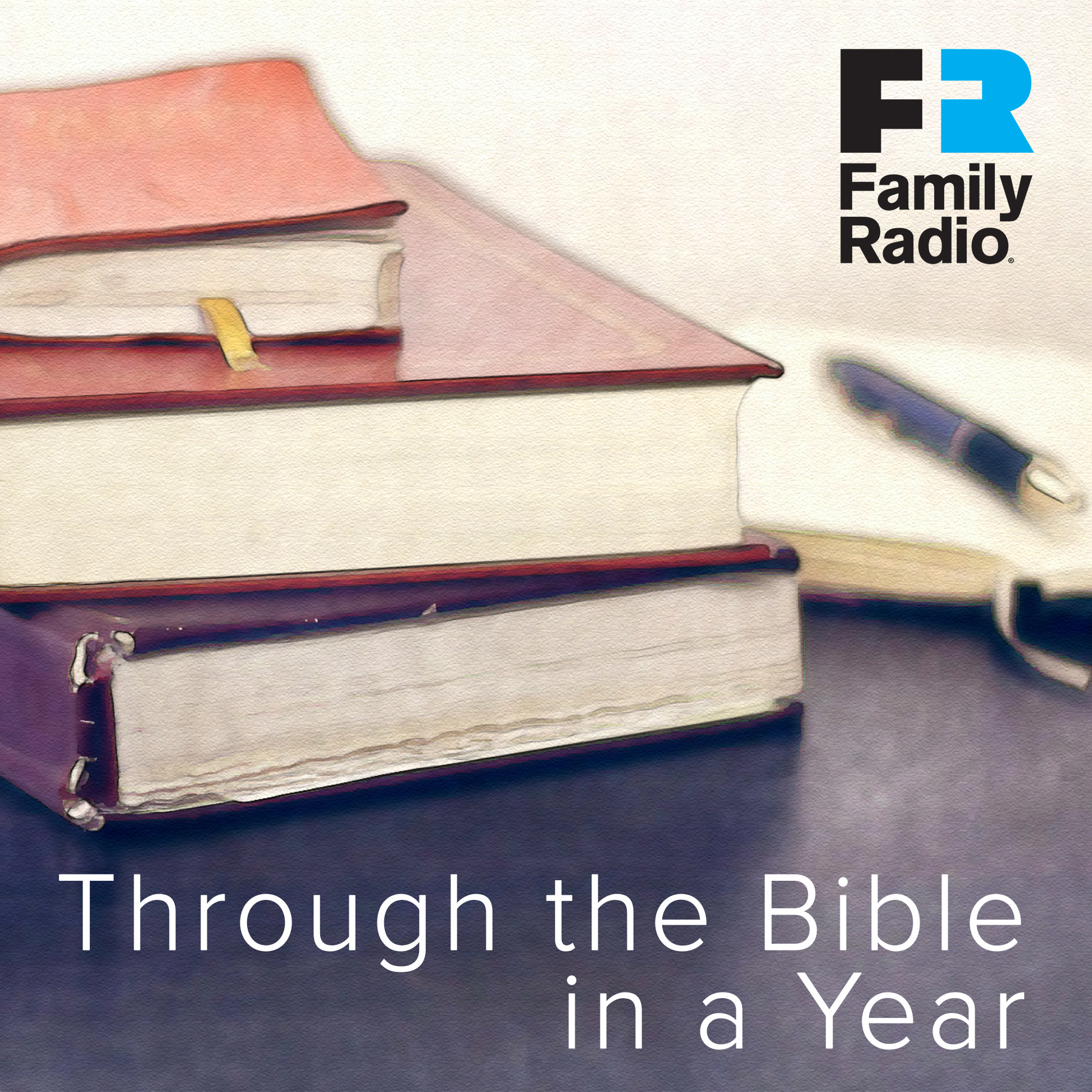 Through The Bible In A Year   Listen via Stitcher for Podcasts