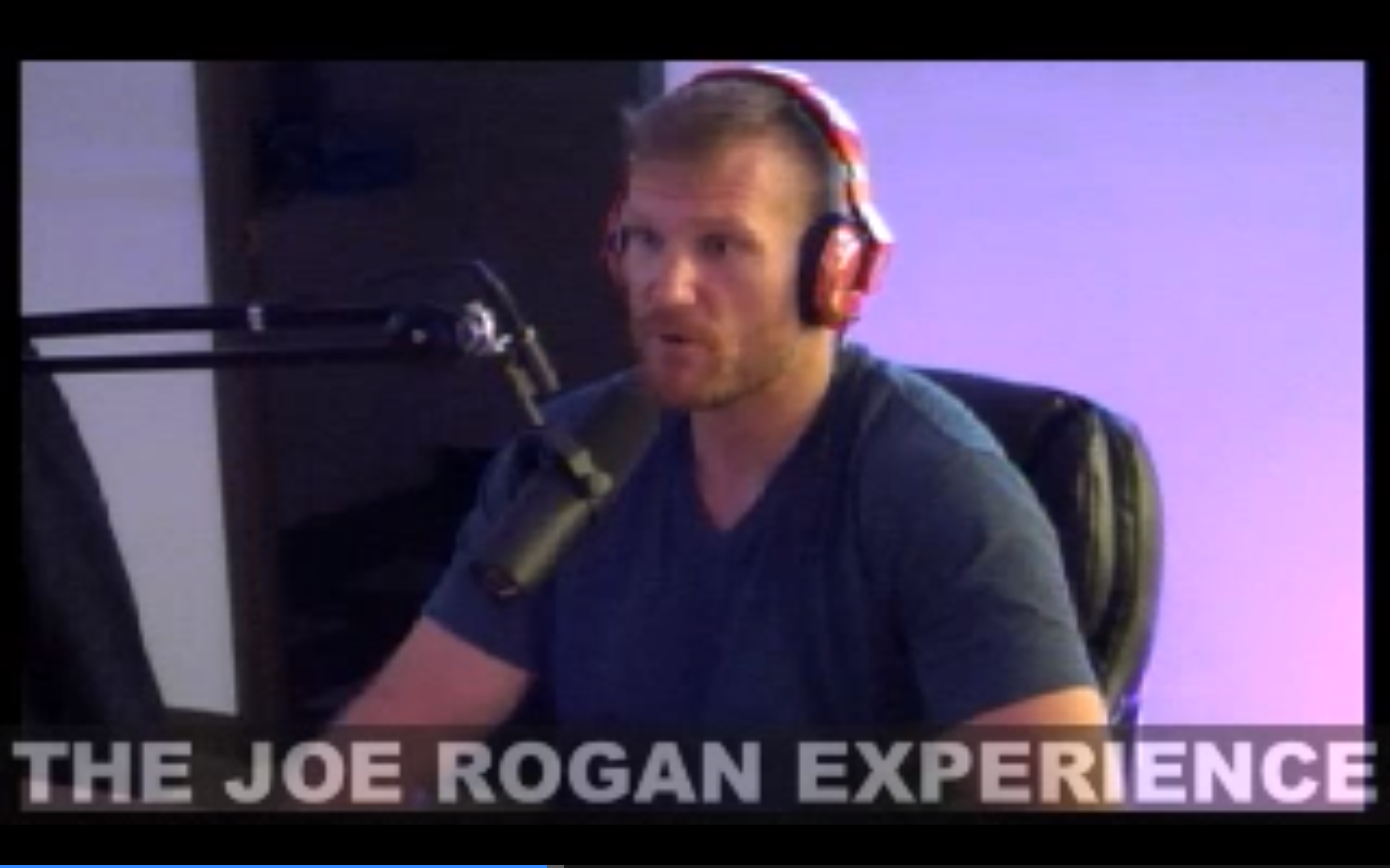 The Joe Rogan Experience #302 - Josh Barnett, Brian Redban
