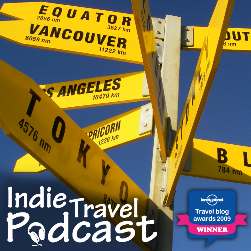 Indie Travel Podcast (enhanced)