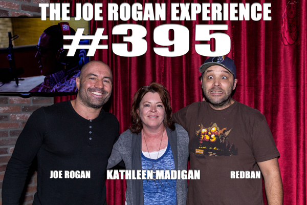 The Joe Rogan Experience #395 - Kathleen Madigan