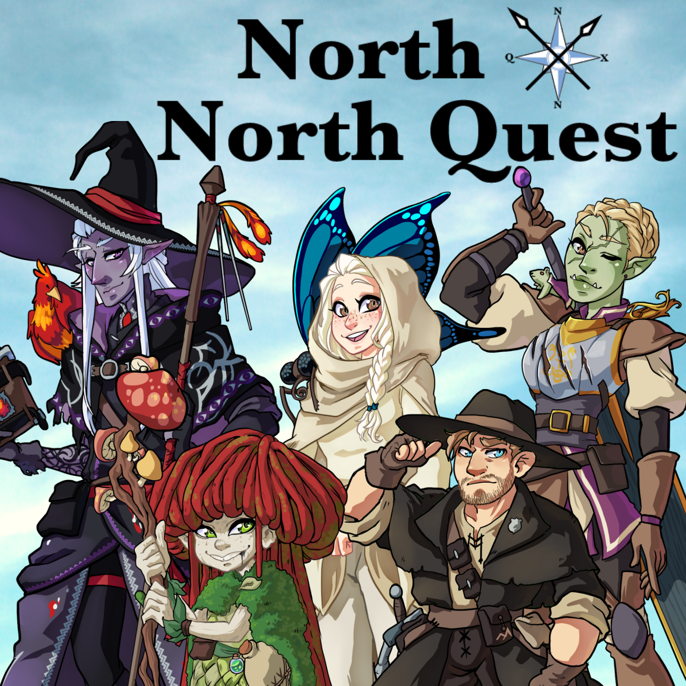 North By North Quest on Apple Podcasts