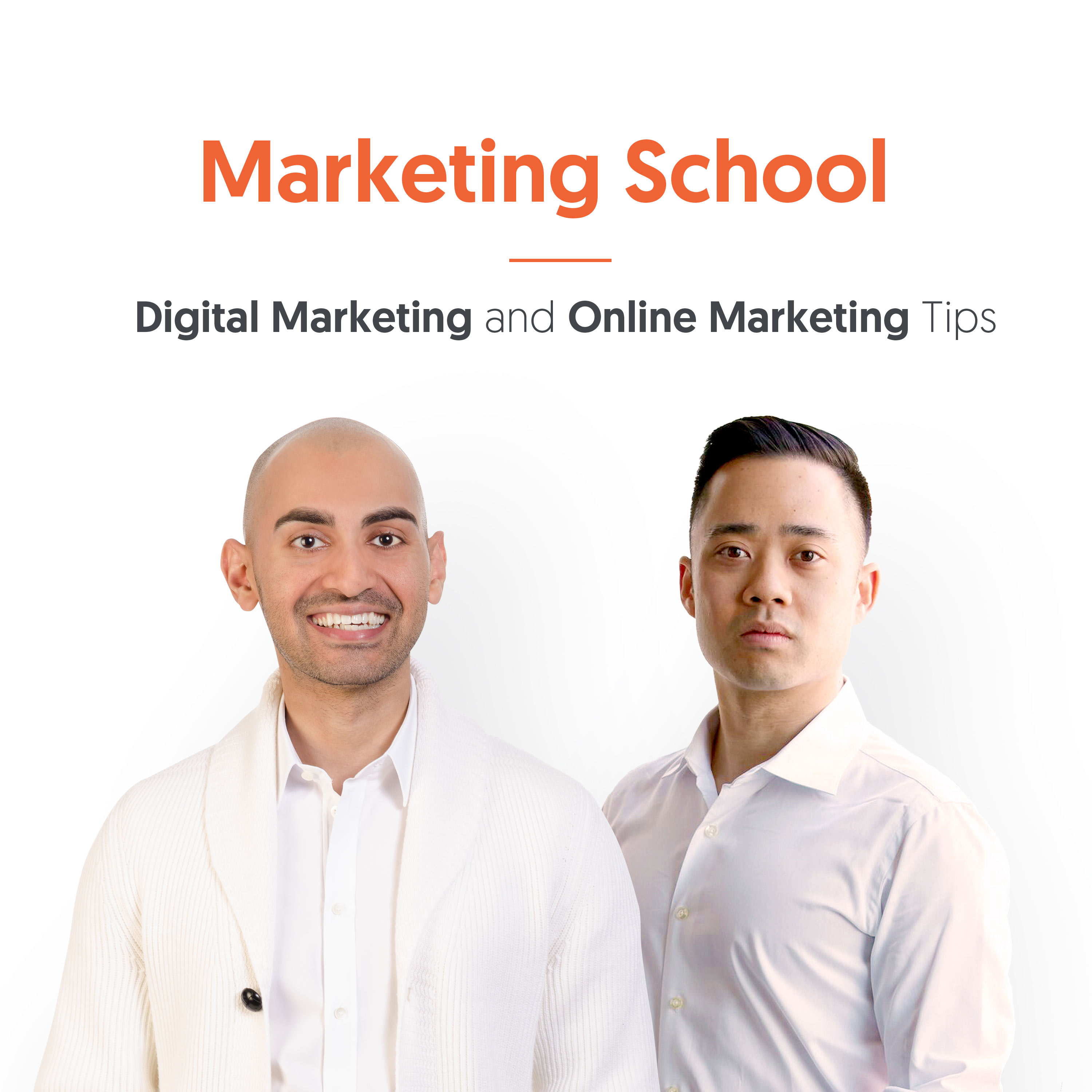 Image result for the marketing school podcast