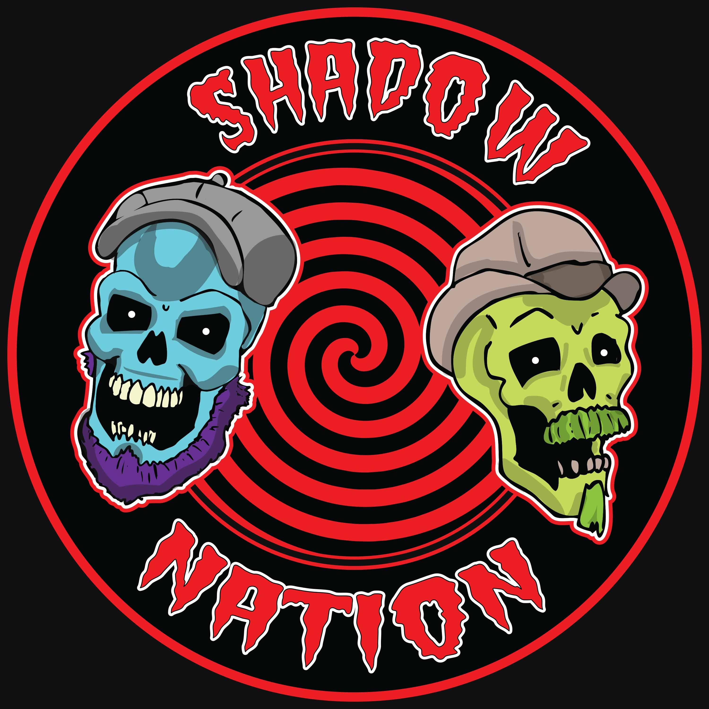 Shadow Nation (Ghostman and Demon Hunter)
