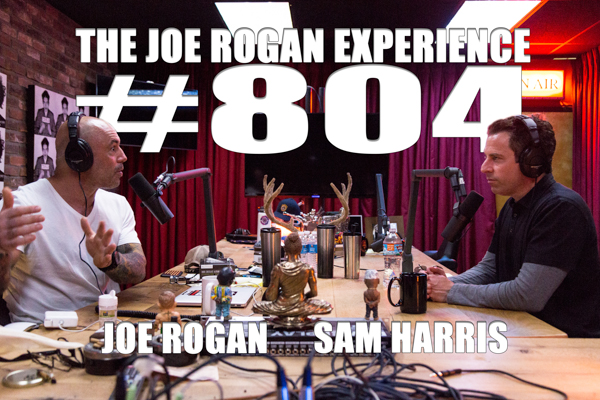 The Joe Rogan Experience #804 - Sam Harris