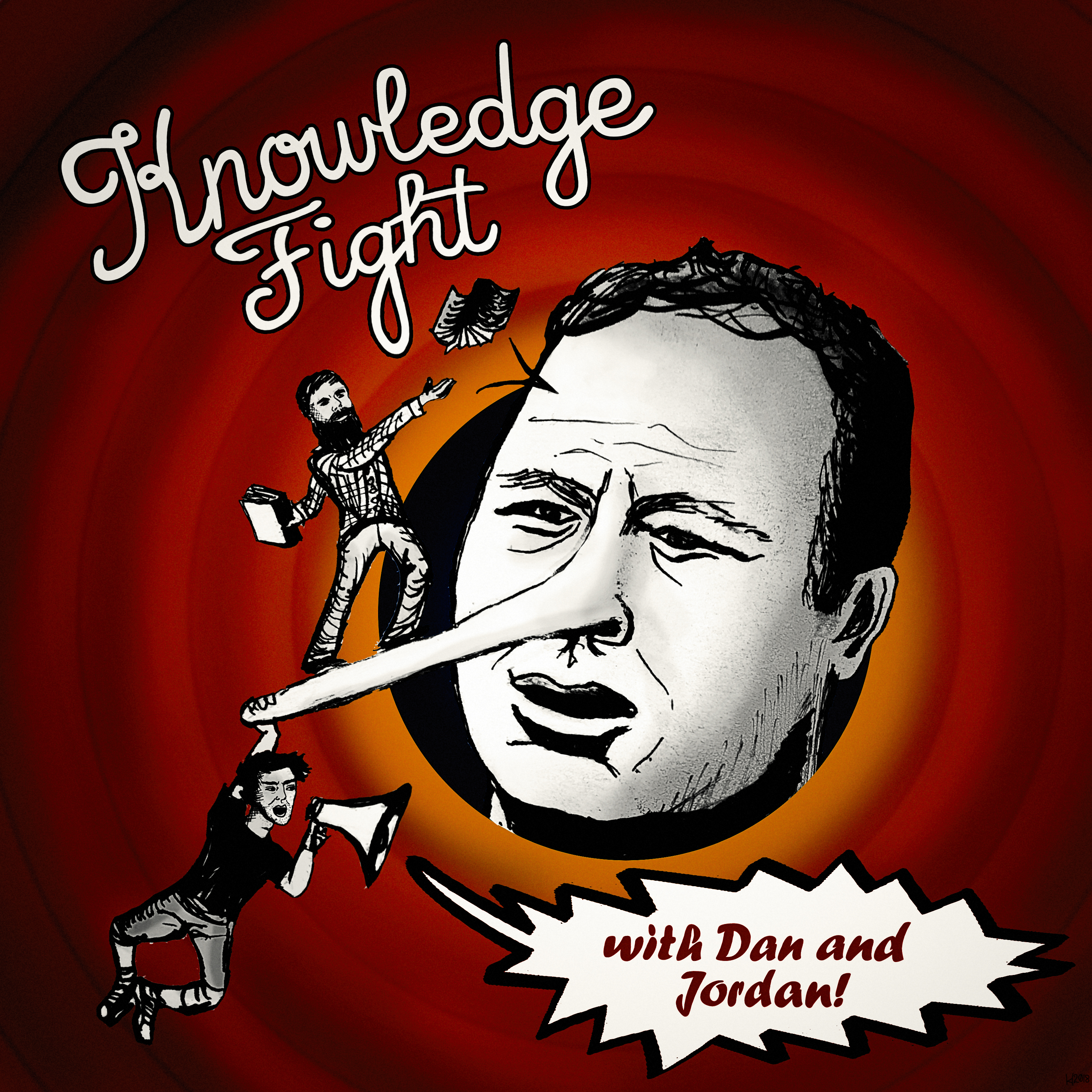 99. Knowledge Fight