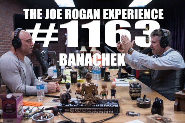 The Joe Rogan Experience #1163 - Banachek