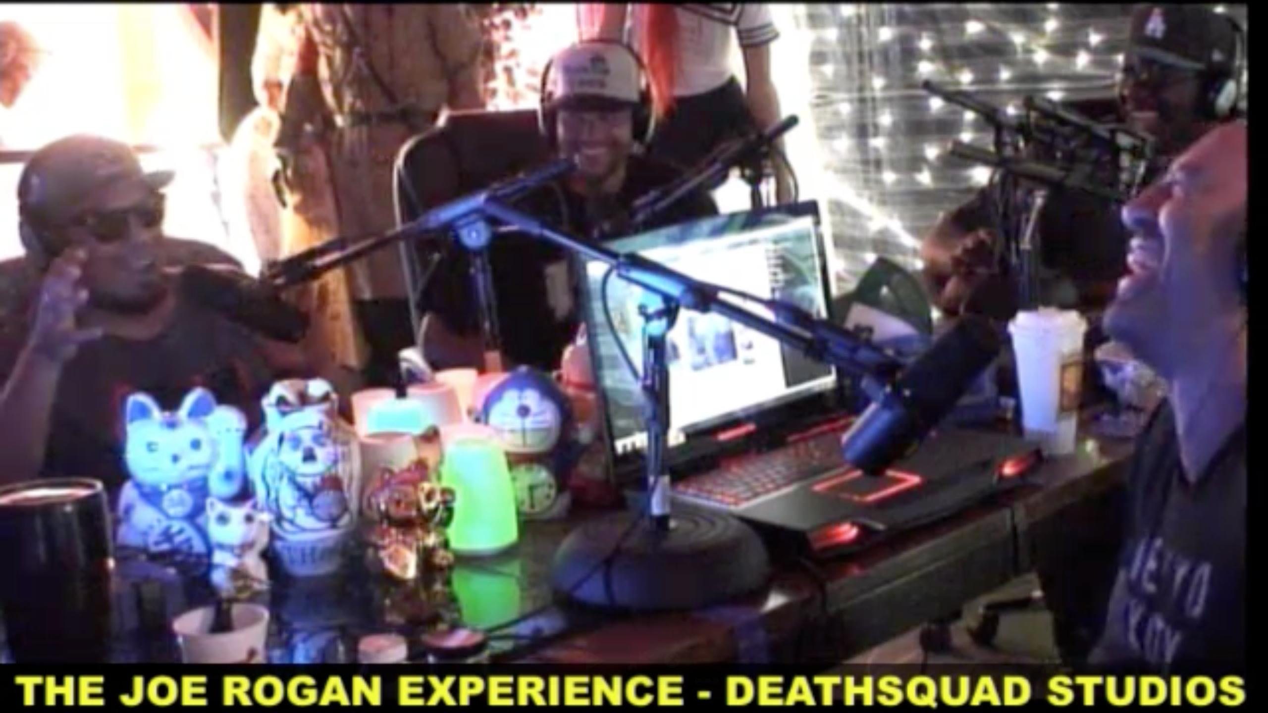 The Joe Rogan Experience #257 - Immortal Technique, Swavey Krokett, DJ GIJOE, Brian Redban