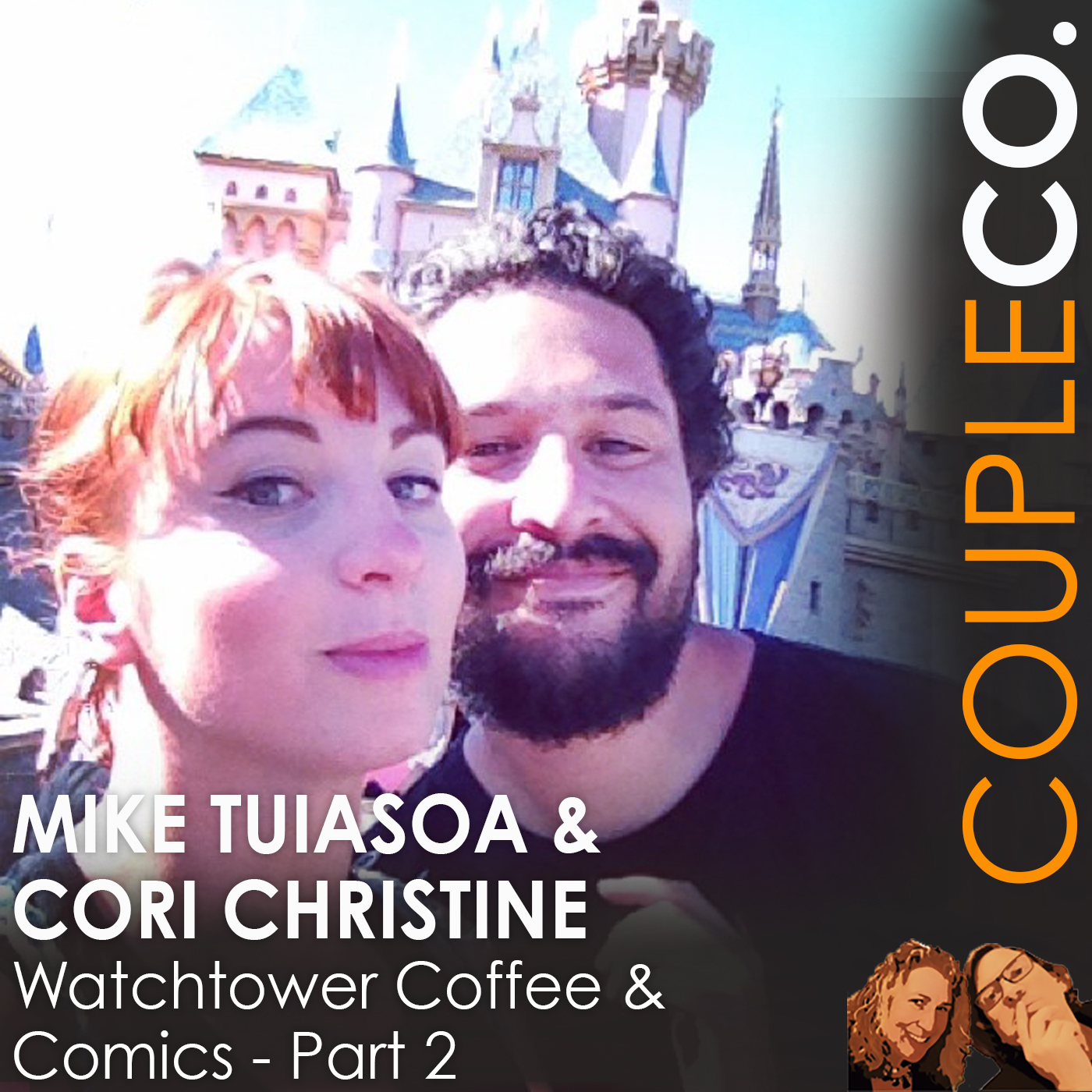 The Joker, Jedi And Java: Mike Tuiasoa And Cori Christine of Watchtower Comics And Coffee, Salt Lake City, Part 2