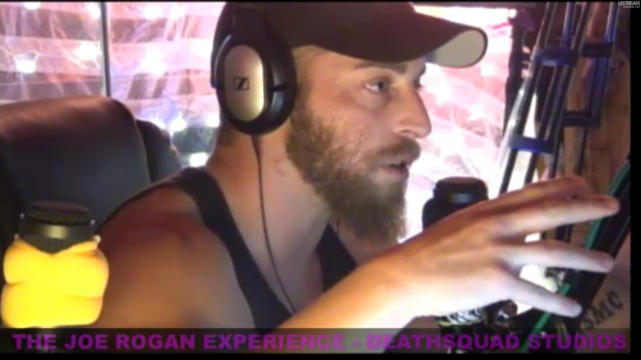 The Joe Rogan Experience #239 - Adam Kokesh, Brian Redban