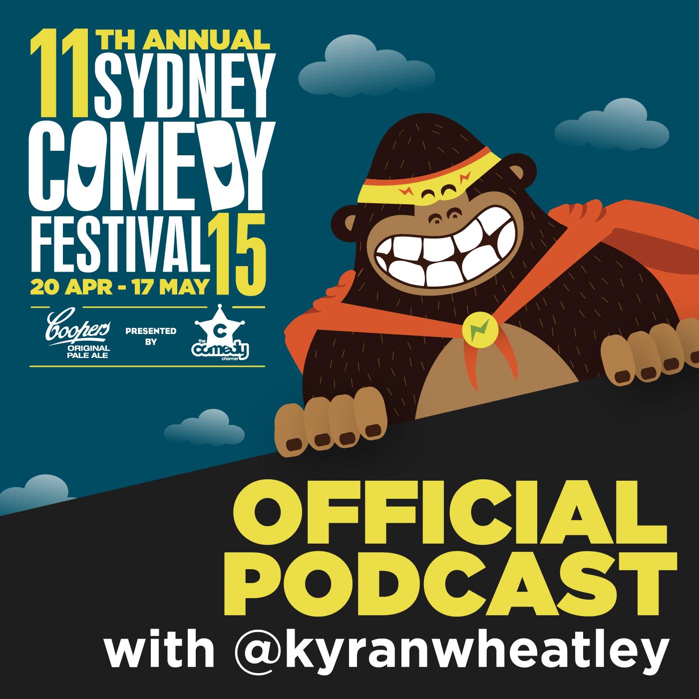 Sydney Comedy Festival Podcast