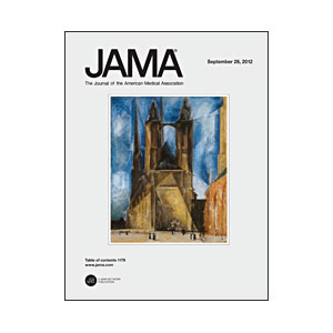 JAMA: 2012-09-25, Vol. 308, No. 12, Editor's Audio Summary