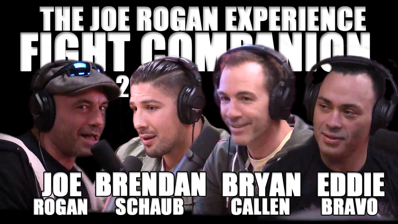 The Joe Rogan Experience Fight Companion - December 3, 2016
