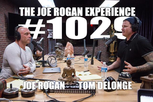 The Joe Rogan Experience #1029 - Tom DeLonge